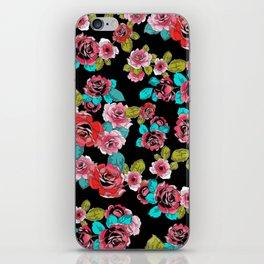 Elegant Roses iPhone Skin