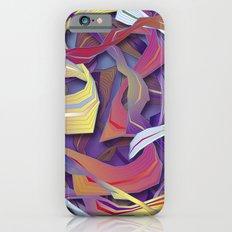 Interaction (in purple) Slim Case iPhone 6s