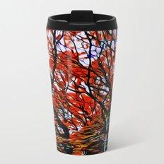 Raging Trees Metal Travel Mug