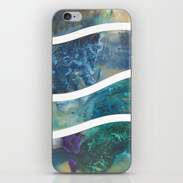 Shore Line iPhone Skin