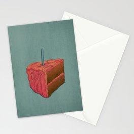 Happy Birthday (Pink)  Stationery Cards