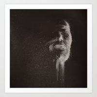"""rave Art Prints featuring """"rave"""" by cistus skamberji"""