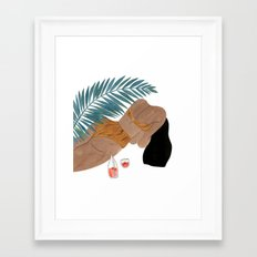 Swimware Framed Art Print