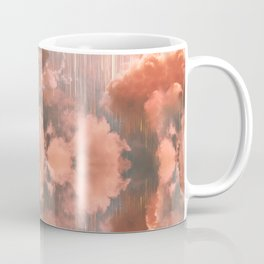 Gilded Coffee Mug