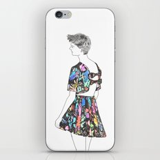 I don't care! iPhone & iPod Skin