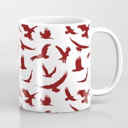 Red Eagles Coffee Mug