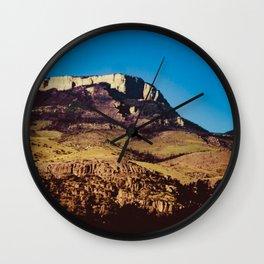 Midland Plains Wall Clock