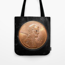 Coin Night Tote Bag
