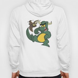 Avery Vs Dragon Hoody