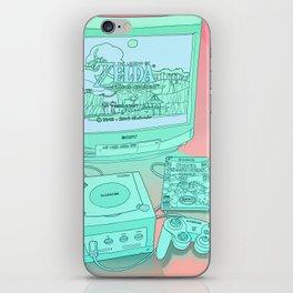 Gamecube iPhone Skin