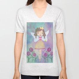 Princess Fairy Unisex V-Neck