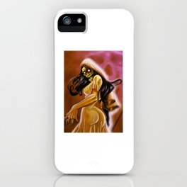 La Llorona Mexican Folklore design Gift iPhone Case