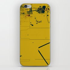 My man's gone now iPhone & iPod Skin