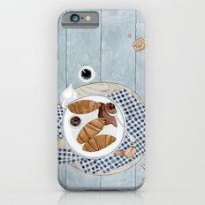 Croissants With Cherry Jam Slim Case iPhone 6s
