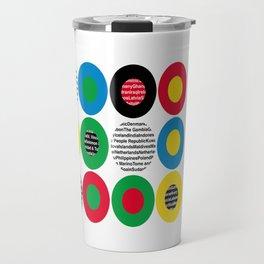 Olympic celebration Travel Mug