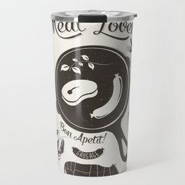 Meat Lovers Travel Mug