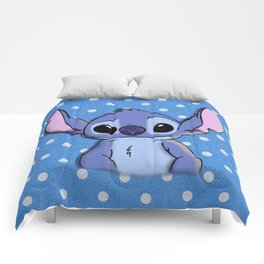 Lilo and Stitch - Stitch Comforters