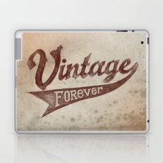 Vintage Forever Laptop & iPad Skin