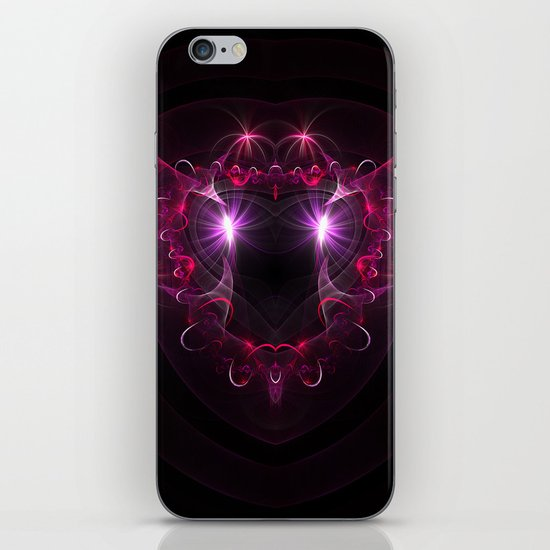 Horny Heart iPhone & iPod Skin