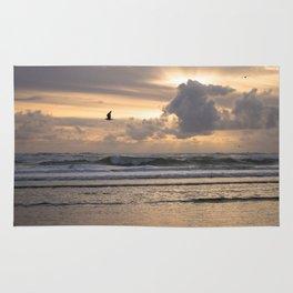 Heavens Rejoice - Ocean Photography Rug