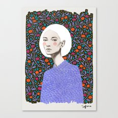 LISA Canvas Print