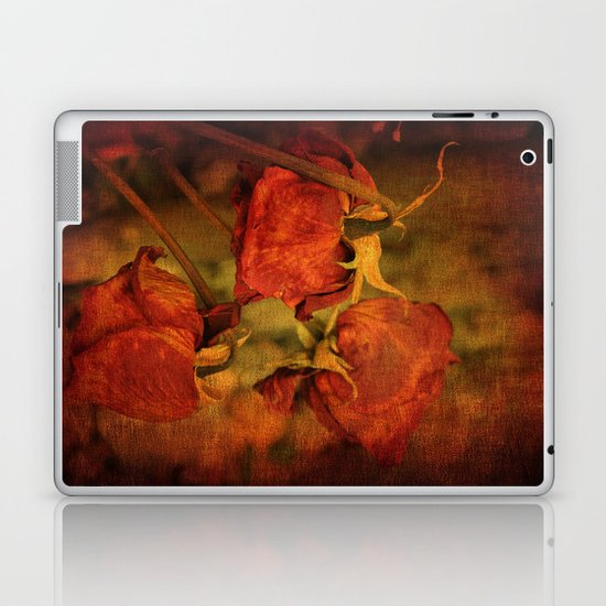 Three Roses Laptop & iPad Skin