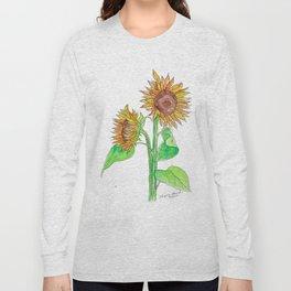 Sunflowers 2 Long Sleeve T-shirt