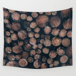 Forest 03 Wall Tapestry