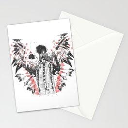 Heritage Dark Indiana Artwork Stationery Cards