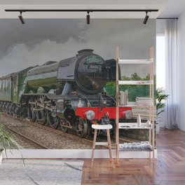 The Flying Scotsman Wall Mural