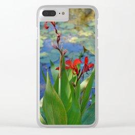 aprilshowers-270 Clear iPhone Case