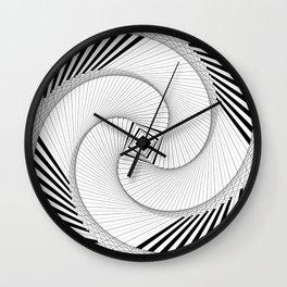 Piano Forte Wall Clock