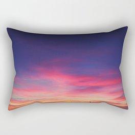 Pretty Pink Rectangular Pillow