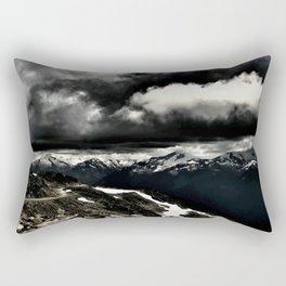 Mountains, Garibaldi Provincial Park Rectangular Pillow