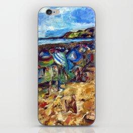 """""""Ogunquit Beach"""" iPhone Skin"""