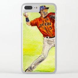 Marwin González - Astros Outfielder Clear iPhone Case