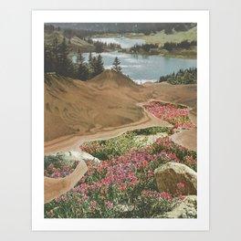 Yesterdays Summer Art Print