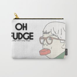 OH FUDGE Carry-All Pouch