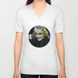 Joker Poly Unisex V-Neck