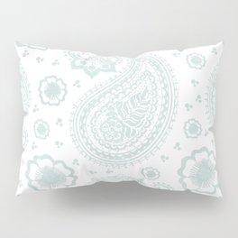 paisley: duff grey Pillow Sham