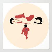 akira Canvas Prints featuring Akira by Tonytintheplace