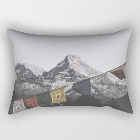 Himalayas Rectangular Pillow