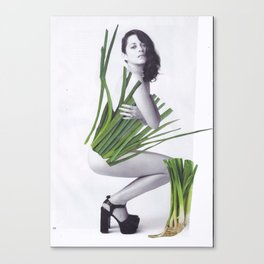 Dress Marion Canvas Print