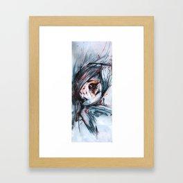 acrylics 2 Framed Art Print