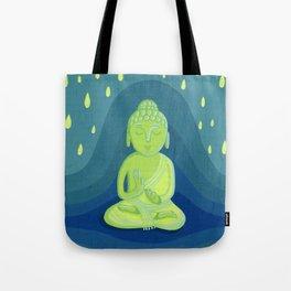 Buddha D Tote Bag