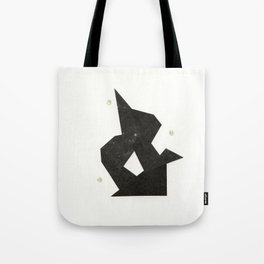 The Space Between Tote Bag