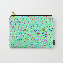 Colorful Rain 04 Carry-All Pouch