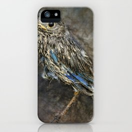 Fresh From The Nest iPhone Case