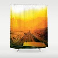 safari Shower Curtains featuring Safari by very giorgious