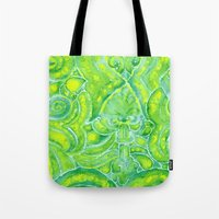 morocco Tote Bags featuring Morocco by Zeryndipity
